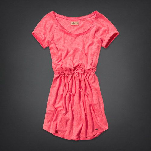 Hobson T-Shirt Dress