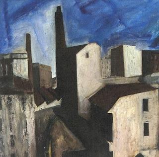 Sironi -Milano, Museo del Novecento #Milan #Expo2015 #WorldsFair