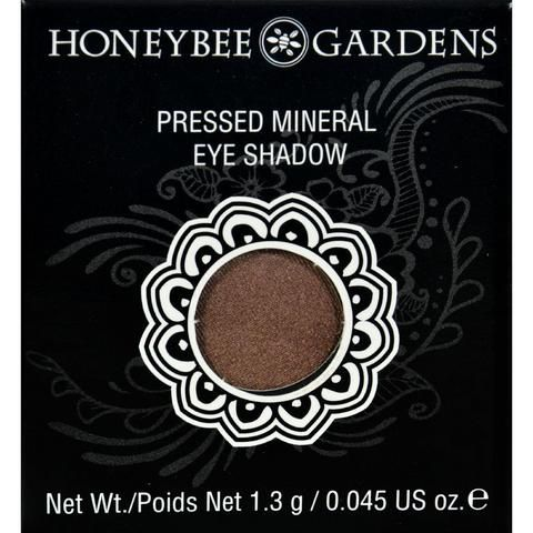 Honeybee Gardens Eye Shadow - Pressed Mineral - Tippy Tpe - 1.3 G - 1 Case