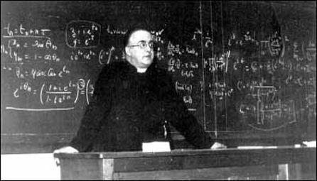Fr. Georges Lemaitre