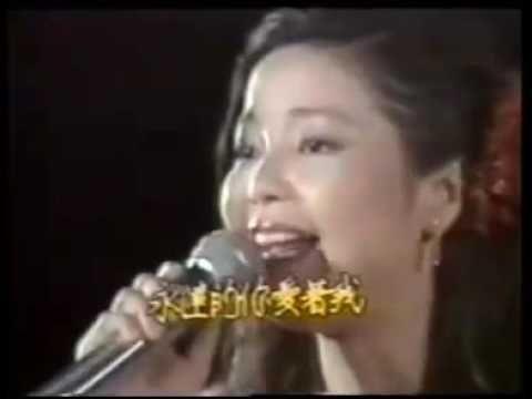 鄧麗君Teresa Teng 1981清泉崗中秋晚會(消背景雜訊)