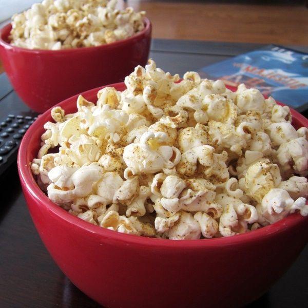 Cheesy Chia Popcorn | Bob's Red Mill and Go Dairy Free: Dairy Free Recipes, Vegan Recipe, Healthy Snacks, Healthy Dairy Free, Healthy Homemade Snacks, Chia Popcorn, Healthy Snack Recipes