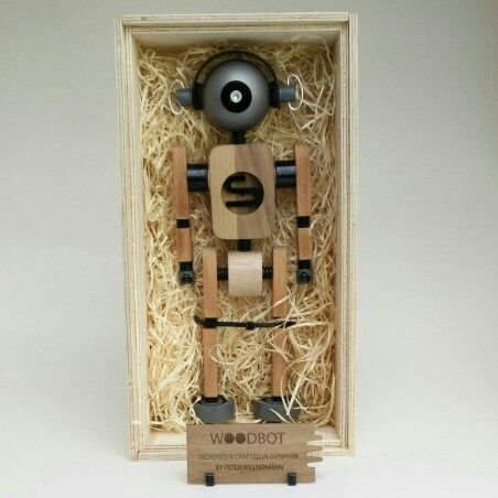 Woodbot in a box