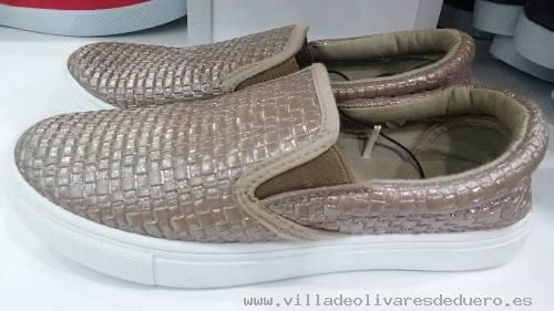 oficial Zapatos Para Dama Tip Vans Keds Roxy Slip On Bellos - 465566556