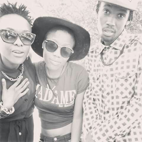 Mablomo, Bonolo and Kgosietsile of Mablomo At Work Branding