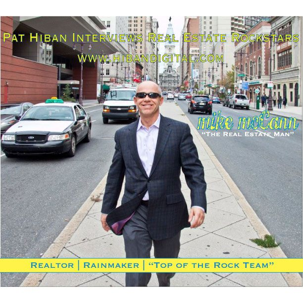 Few people love Philadelphia and Real Estate more than Mike McCann, and his enthusiasm for the city and its people is contagious! A native of Philadelphia and graduate of the Temple Real Estate Institute, Mike McCann is well acquainted with the neighborhoods, geography and culture of the city and its surrounds... #realestate #podcast #pathiban #hibandigital #hibangroup #HIBAN #realestatesales #realestateagent #realestateagents #selling #sales #sell #salespeople #salesperson #mikemccann