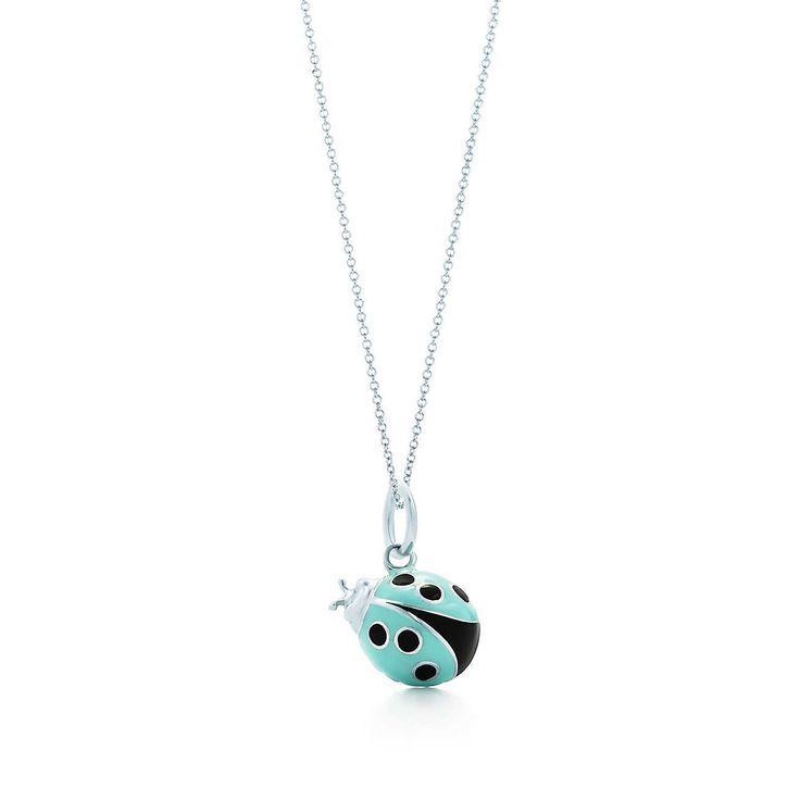 Ladybug Charm and Chain