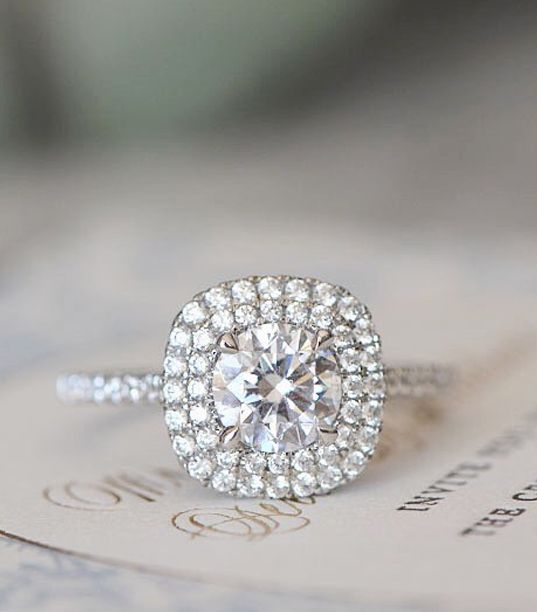 A.JAFFE engagement rings