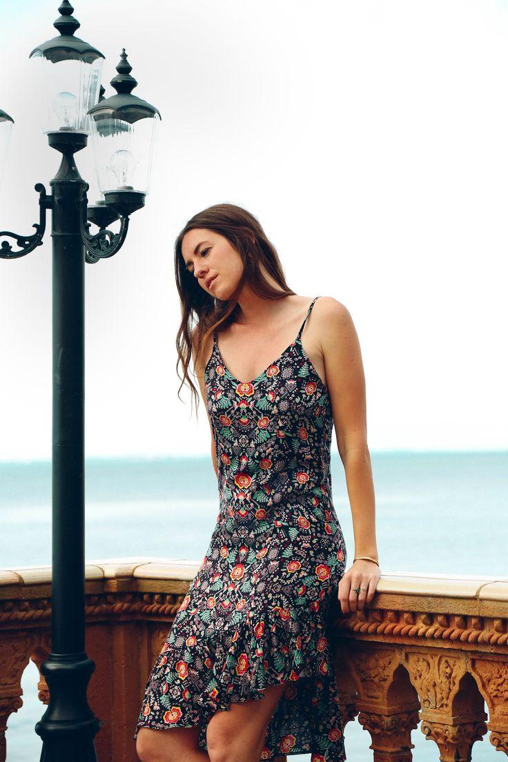 TAMGA Designs Jasmine Dress
