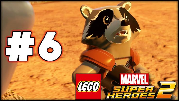 LEGO Marvel Superheroes 2 - Half 6 - The Rescue! (HD Gameplay Walkthrough)