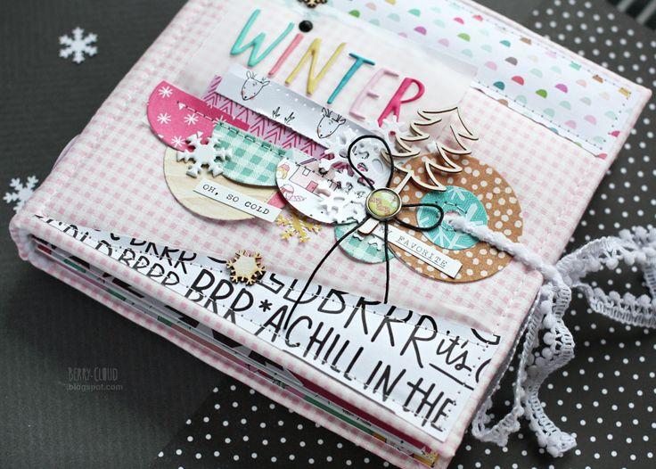 Здравствуйте, дорогие наши читатели!  Сегодня у нас фееричное зимнее настроение от нашего дизайнера Натальи- BerryCloud  - смотрите и вд...