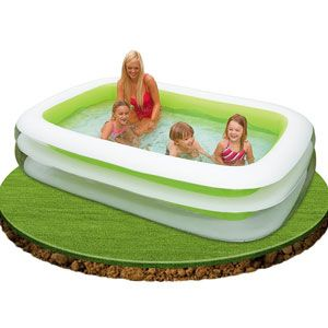 What are the Benefits of Having a Portable Swimming Pool?