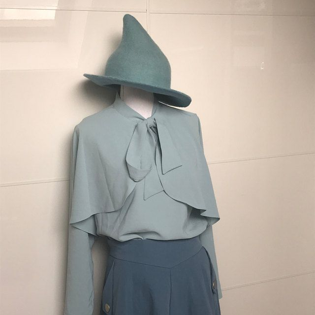 Autumn Beaux Baton Style Hat