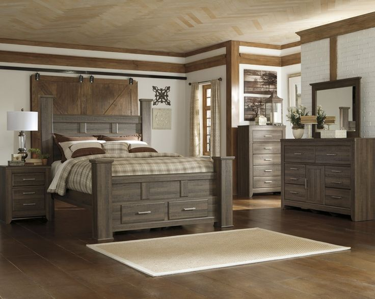 Queen Size Bedroom Sets With Mattress