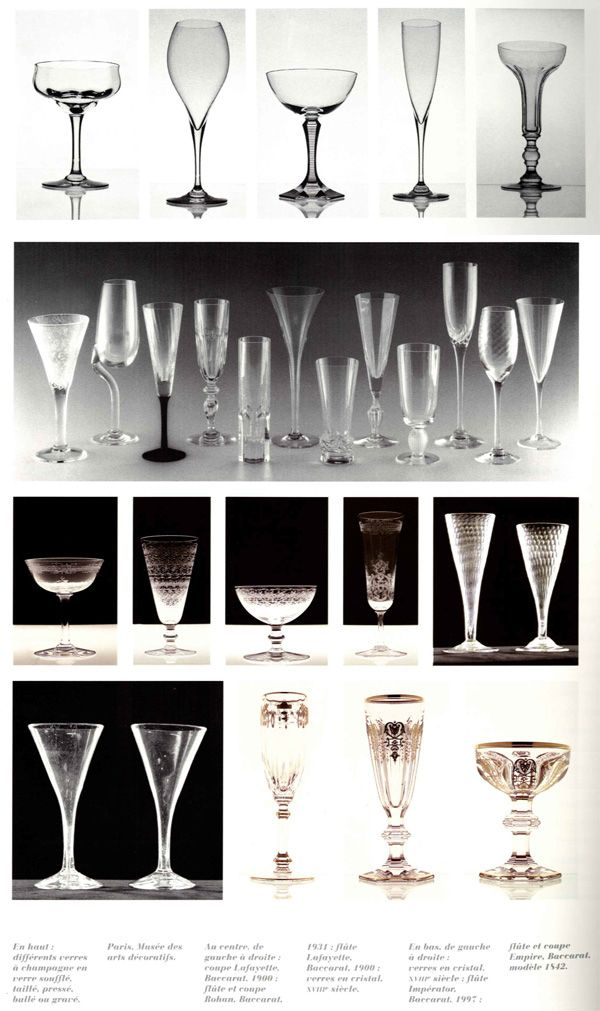 The Chopping Blog: Cheers to Champagne in Flutes, Saucers, Tulips & Coupes