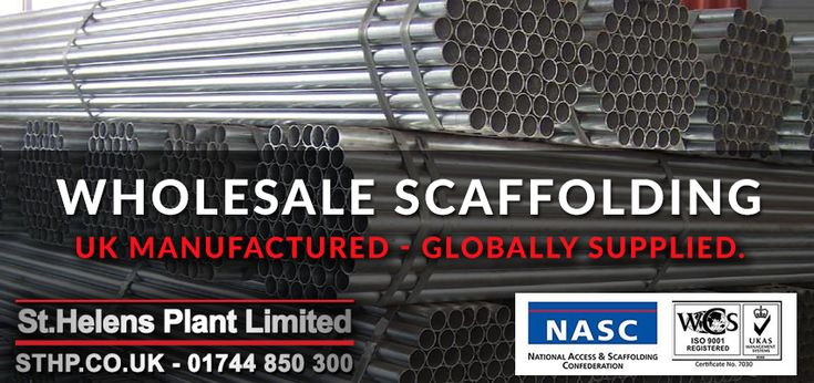 St Helens Plant supply customers wholesale scaffolding options available on all system scaffolding, scaffolding supplies and access products we manufacture.