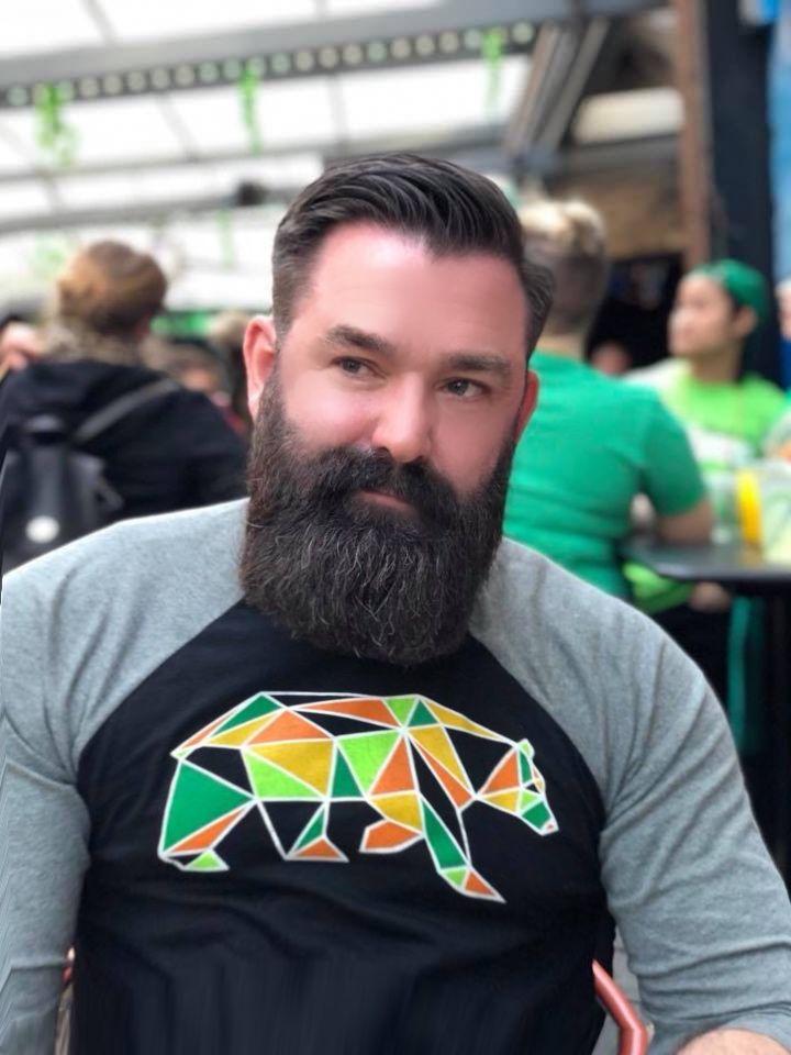 Gay irish bear