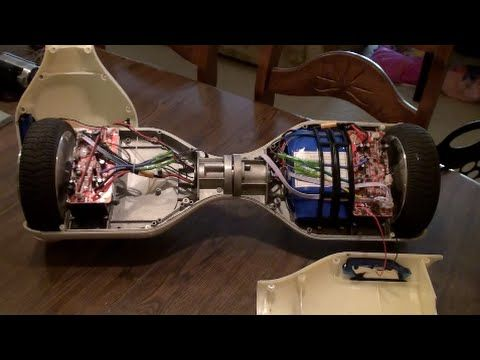Hoverboard Disassembly For Repair Www Hoverboard4all Com