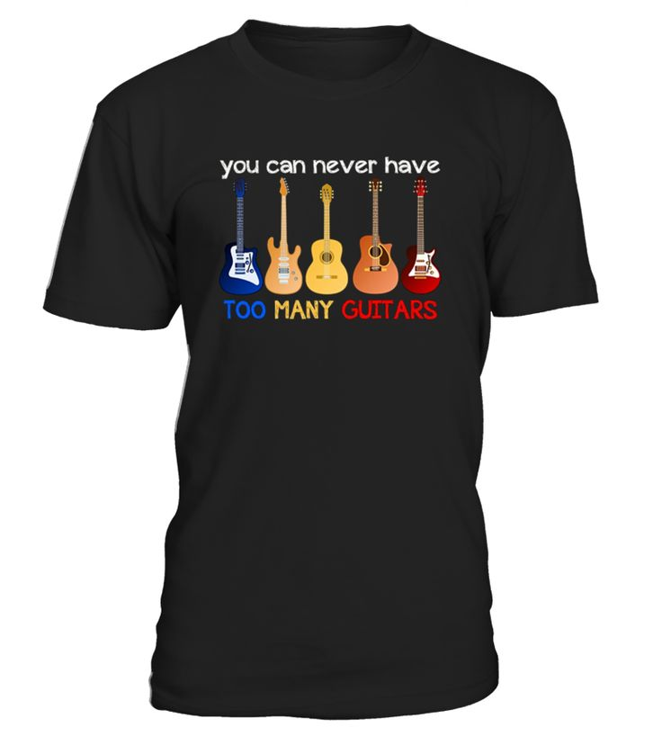 This guitars tee shirt is designed to be fitted. For a more loose fit, please order a size up. Makes the PERFECT GIFT for that special someone in your life. Maybe a mom, dad, wife, husband, boyfriend, girlfriend, friend or co-worker. Great gift for Christmas, Birthdays, Valentine's Day, Father's Day, Mother's day, Anniversaries, Weddings or ANY occasion! gifts like Guitar Prisoner Guitars T-Shirt, guitar picks, strap, stand, cable, case hard, cord, strings, ca...