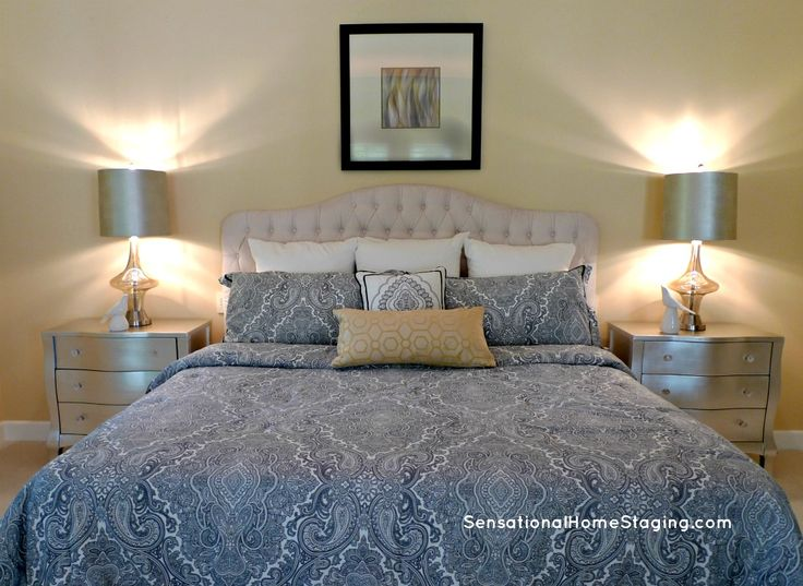Orinda view estate master bedroom homestaging staging bedrooms realestate sensational Master bedroom home staging