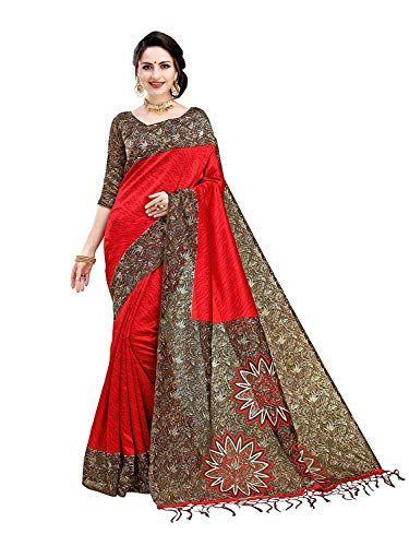 fbc049058 Indira Designer Silk Saree with Blouse Piece