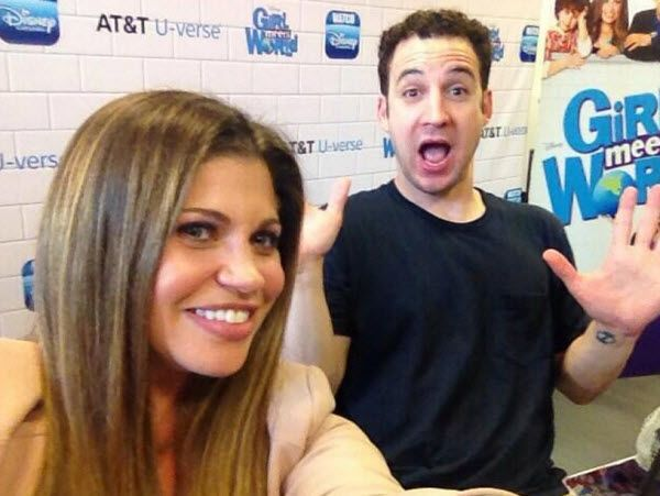 Danielle Fishel Ben Savage