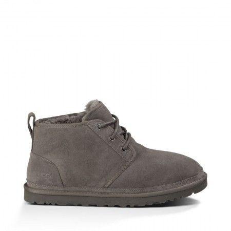 Mens UGG Neumel Slippers Grey 3236 Slippers