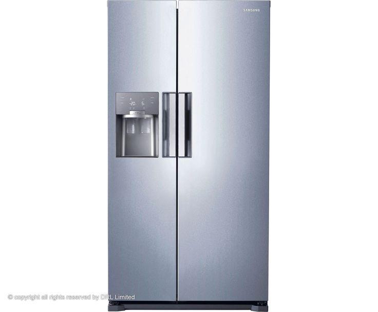Samsung H-Series RS7667FHCSL American Fridge Freezer - Silver (not stainless steel) £1029
