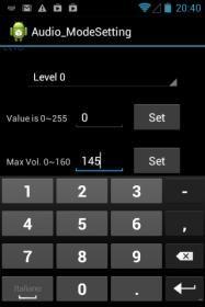 """VODAFONE SMARTPHONE MINI.... Vi conviene utilizzare una suoneria classica tipo il 'driiin """"  Potete alzare il volume dello Smart Mini immettendo questo codice nello smartphone (*#*#3646633#*#*). Si accede ad un menù segreto. Fate uno swipe fino ad arrivare ad Hardware Testing, scegliete audio, poi loudspeaker mode e portate il valore da 128 a 145....http://www.androidiani.com/forum/vodafone/321100-vodafone-smart-mini-ha-laudio-basso-ecco-la-soluzione.html"""