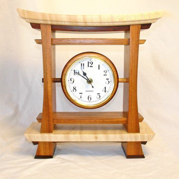 Asian style pendulum wall clock remarkable, very