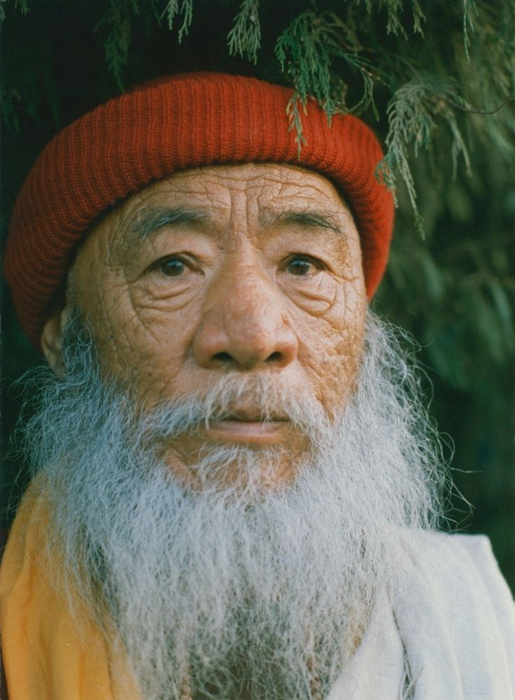 Chatral (Chetul) Sangye Dorje was born in 1913 and has just died at the turn of the year...