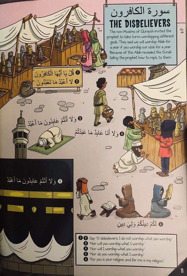 Pin By Alaa Erfan On آيات من كتاب الله Worship Sayings Comic Book Cover