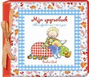 Boek Pauline Oud - Mijn Opgroeiboek