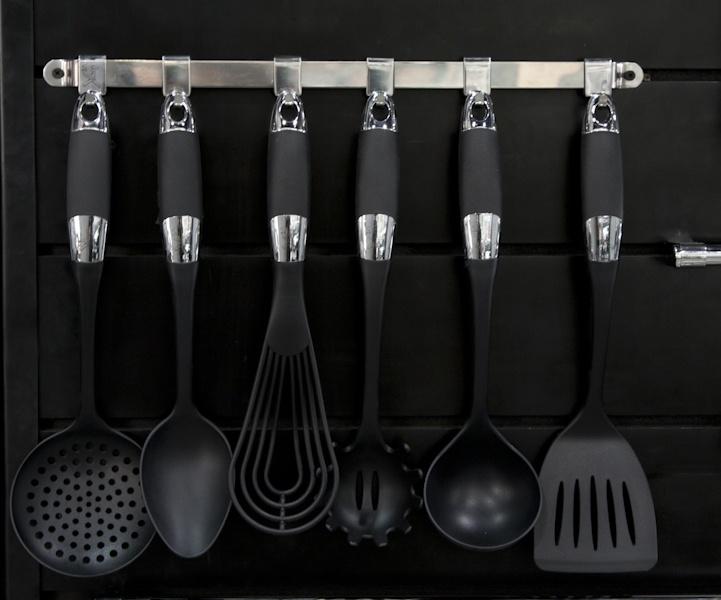 Que no te falten estos utensilios en nylon para que protejas tu sartén antiadherente