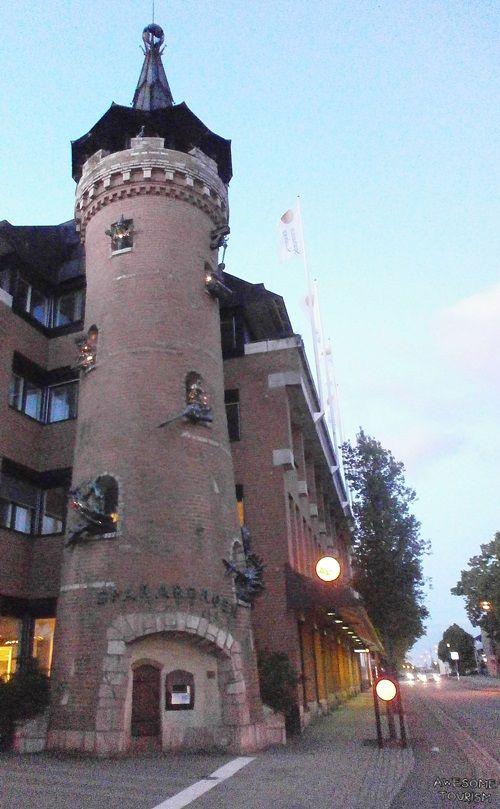 Skara Tower