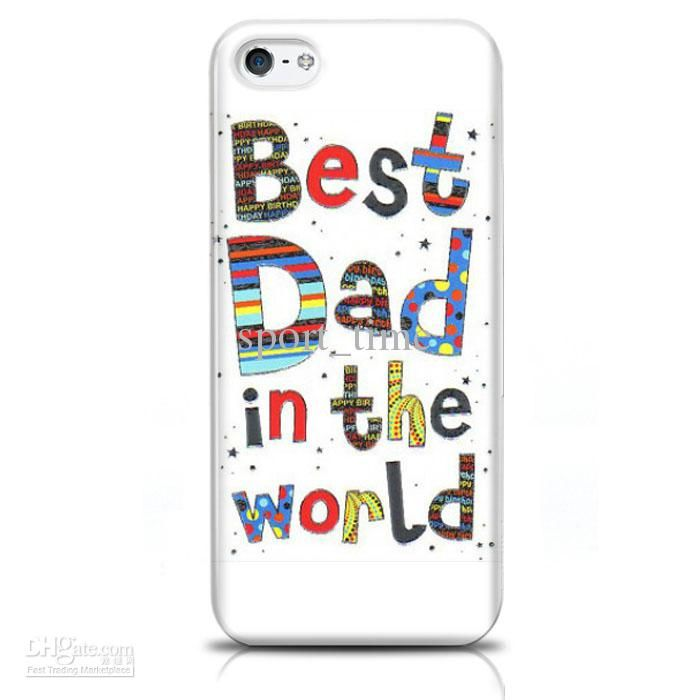 A funky new mobile cover for his phone #LincBestDad