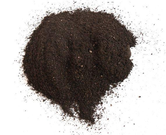 Organic BLACK WALNUT Hull Powder Juglans Nigra by MORTARandPETAL