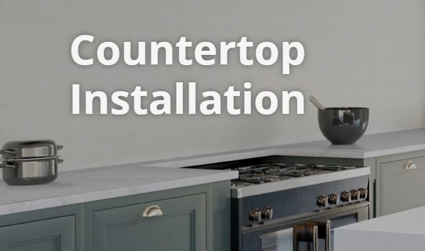 Countertop Installation At The Home Depot How To Install