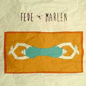 """Red Ronnie """"Barone Rosso"""" riceve le cantautrici napoletane Fede'n'Marlen con il loro primo vinile"""