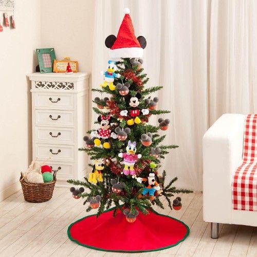 クリスマスツリー(ミッキーフレンズ)