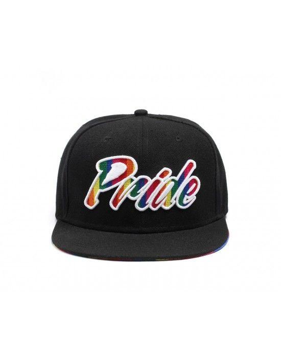 Gay Pride Snapback Baseball Cap