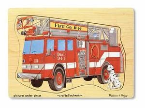 Fire engine - 8 pieces $11.99 (US postage only)