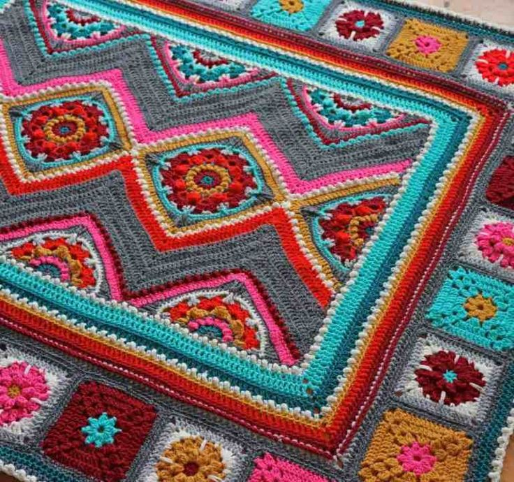 The Jewel of Summer CAL with King Cole Yarns - Annie ...
