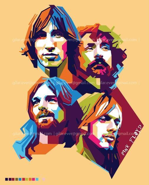 Pink Floyd tshirt by gilar666 on DeviantArt