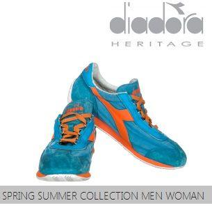 #Scarpe #diadora #uomo #donna #SS15 #moda #shoes #bforeshop
