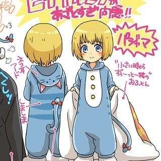 I'M NOT OBSESSED WITH ARMIN IN HIS KITTY SUIT WHAT ARE YOU TALKING ABOUT /sweats nervously/ HAHAHAHAHAAA ଘ(੭。。)੭