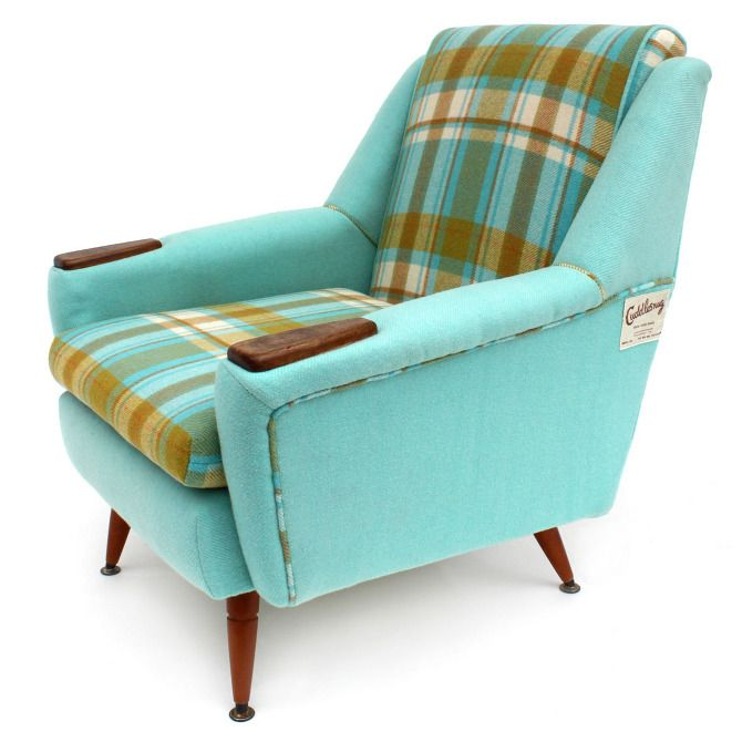 OH YES. Turquoise Taihape - Revival Furniture - New Zealand