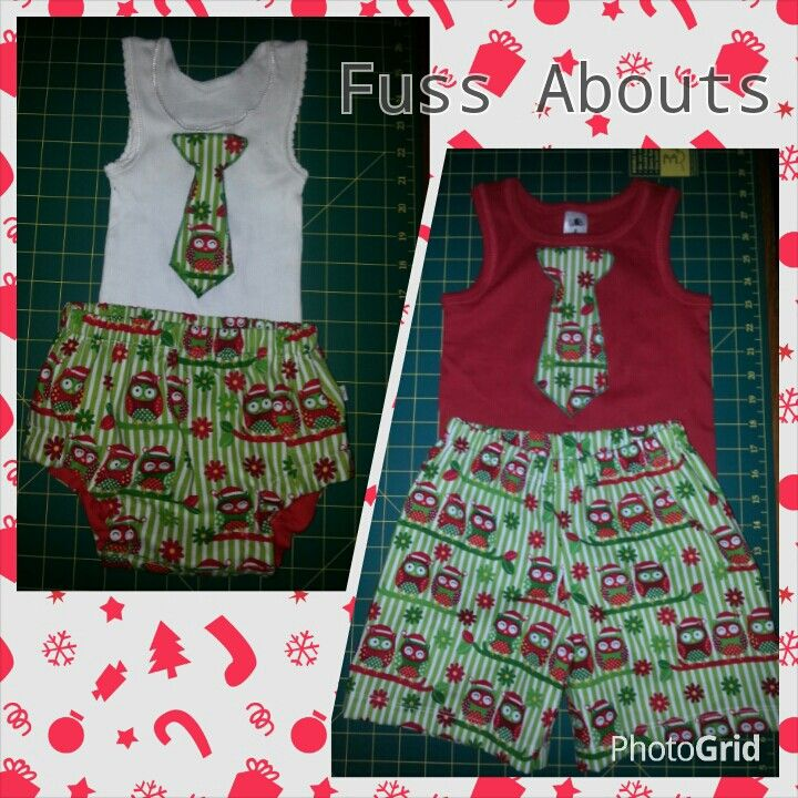 Christmas sets...www.facebook.com/fussabouts