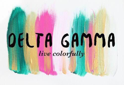 delta gamma ⋅ live colorfully