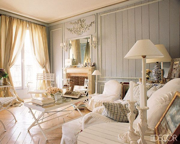 Chic Decor Living Rooms Livingrooms Chic Living Style Decorating